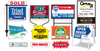 Best Price on Real Estate Signs