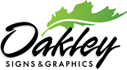 "Oakley Signs "" Graphics"